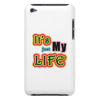 It's My Life Barely There iPod Cover