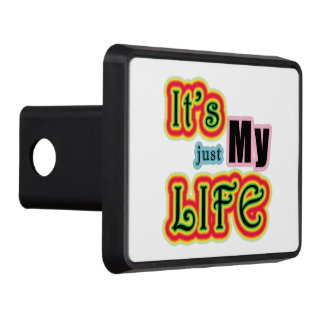 It's My Life Hitch Cover