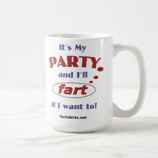 It's My PARTY (Mug) Coffee Mug