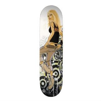 It's My World Skateboard