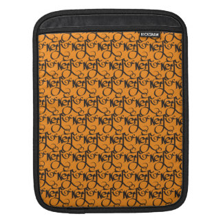 It's Nerf or Nothing iPad Sleeve