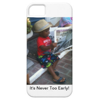 It's never too early to start loving reading. iPhone SE/5/5s case