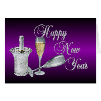 It's New Year's Day! Card