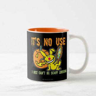 It's No Use Two-Tone Coffee Mug