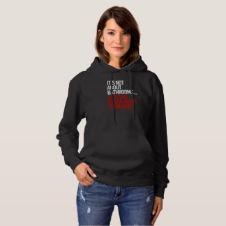 It's Not about bathrooms as it was never about fou Hoodie