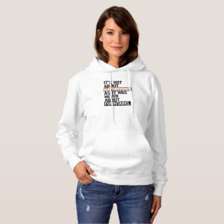 It's not about bathrooms - - LGBTQ Rights -  Hoodie