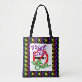 Its Not Cool All-Over-Print Tote Bag