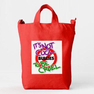 It's Not Cool BAGGU Duck Bag, Poppy Duck Bag