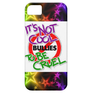 It's Not Cool Barely There iPhone SE/ 5/5S Case