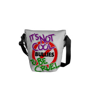 It's Not Cool Messenger Bag