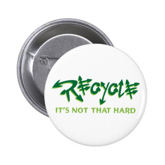 ITS NOT HARD PINBACK BUTTONS