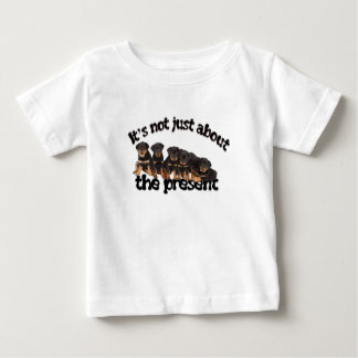 It's Not Just About the Present Baby T-Shirt