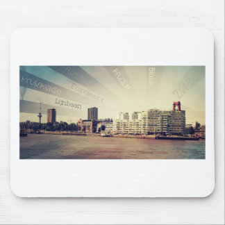 It's not Manhattan Mouse Pad