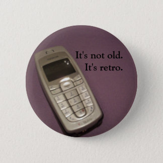 It's Not Old, It's Retro Nokia Phone Button