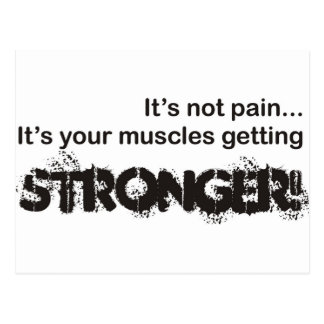 Its Not Pain... Post Cards