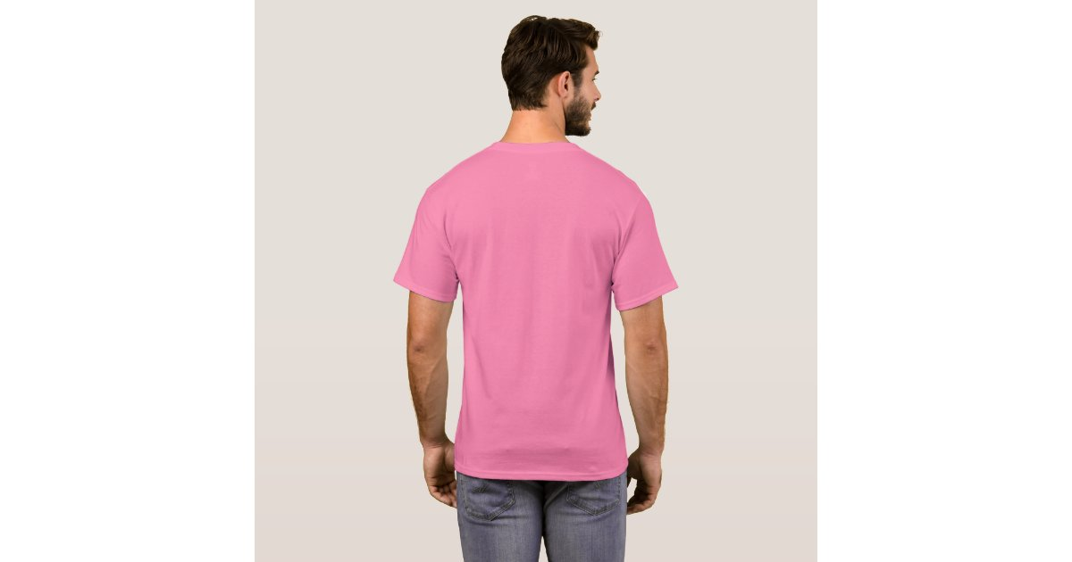 It's Not Pink It's Salmon T-Shirt | Zazzle