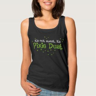 It's not sweat, it's Pixie Dust Tank Top