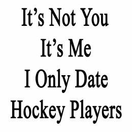dating hockey players