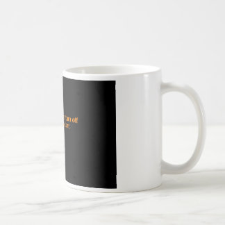 It's now safe to turn off your computer classic white coffee mug