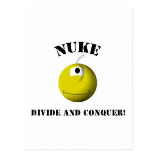 It's Nuke! Postcard
