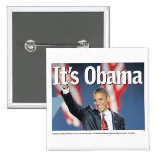 It's Obama Button