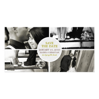 ITS OFFICIAL - SAVE THE DATE PHOTO CARD