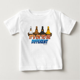 It's OK To be Different Baby T-Shirt