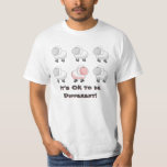 It's OK to be Different - Pink Sheep Cartoon T-Shirt