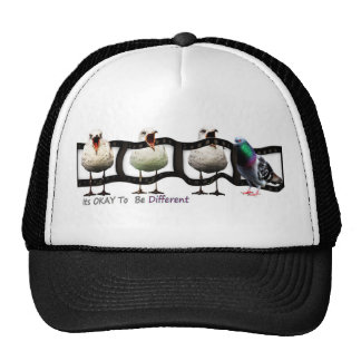 ITs OKAY to be Different Trucker Hat