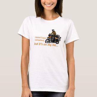 it's on my list... T-Shirt