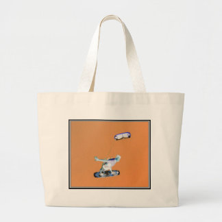 Its On Now Canvas Bags