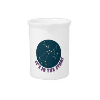 Its on the star sagittarius drink pitchers