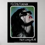 'It's Only Forever' Vampire Poster