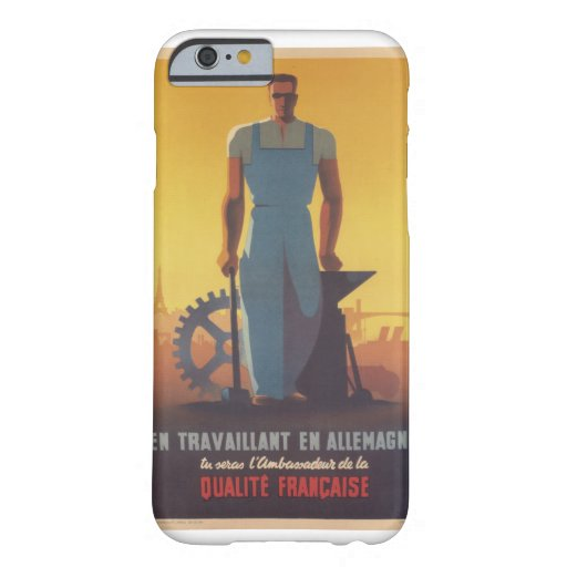 It's our flag. Fight for it._Propaganda Poster Barely There iPhone 6 Case