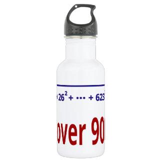 It's over 9000! water bottle
