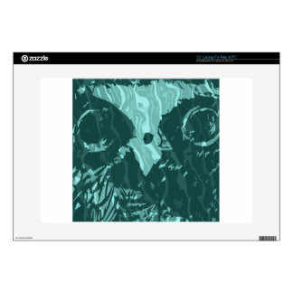 "its owl good 15"" laptop decal"