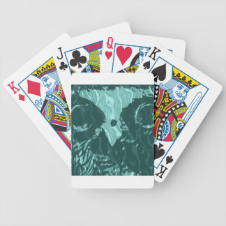its owl good bicycle playing cards