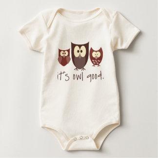It's Owl Good Bodysuit