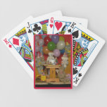 It's party time! bicycle card deck