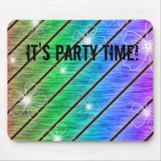 It's Party Time! Design Mouse Pad