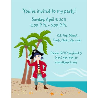 It's party time invitation! invitation