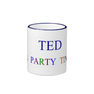 """""""It's Party Time"""" Mug"""