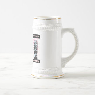 It's Party Time Usual Suspects Line Up Beer Stein