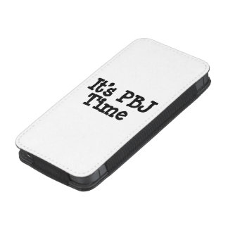 Its PBJ Time iPhone 5 Pouch