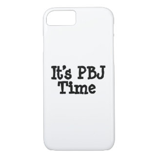 Its PBJ Time iPhone 7 Case