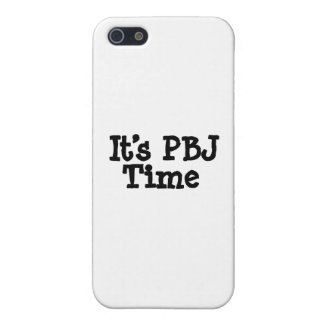 Its PBJ Time iPhone 5 Cover