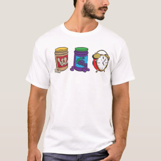 It's Peanut Butter Jelly Time! T-Shirt