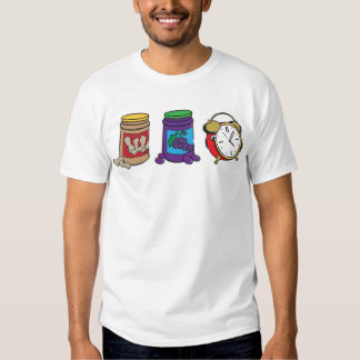 It's Peanut Butter Jelly Time! Tee Shirt