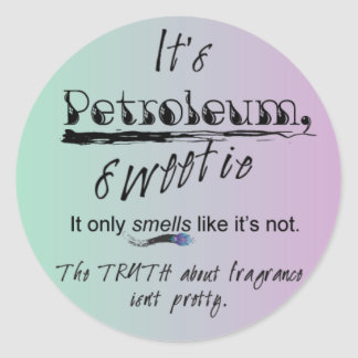 It's Petroleum, Sweetie stickers