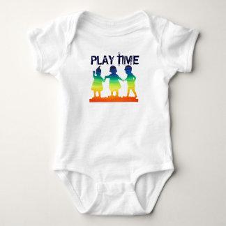 It's play time kid shirt